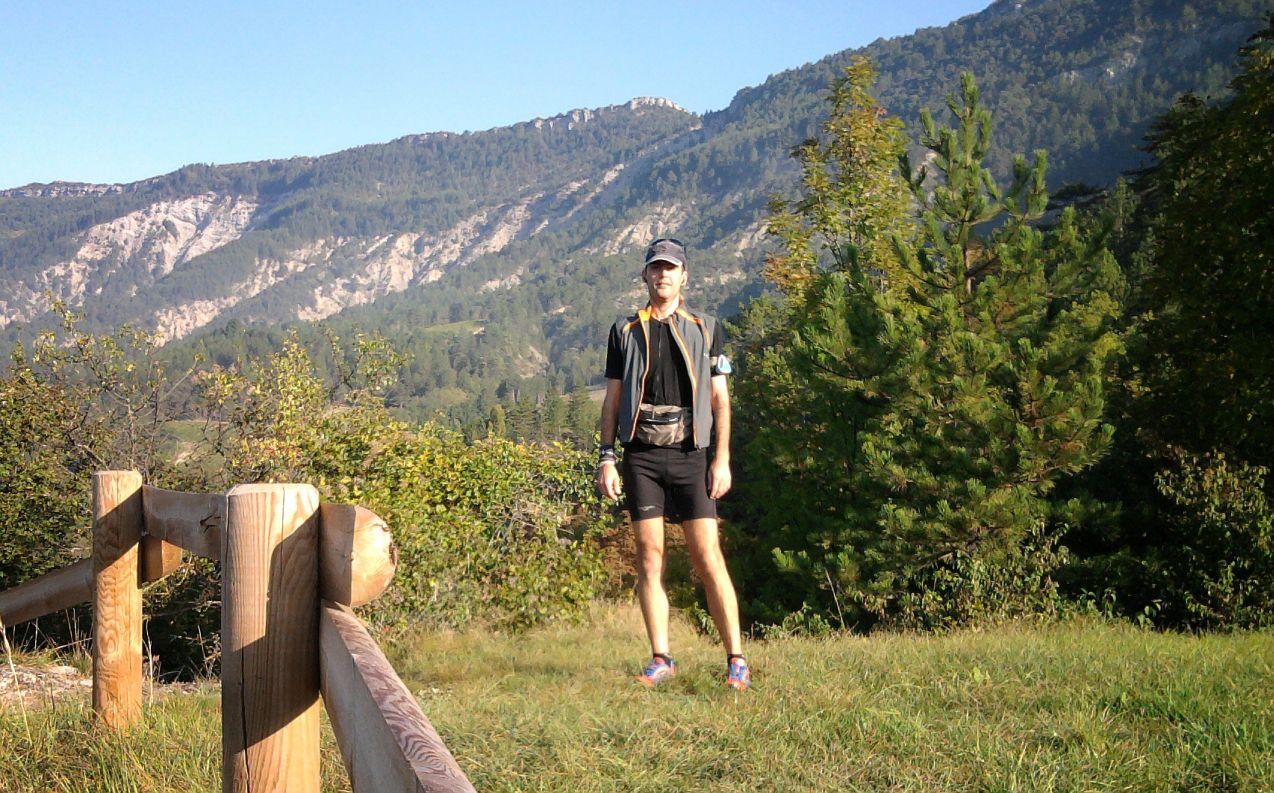 «Αν έχω κάνει trail running στο βουνό; Ναι, στο Vercors της Γαλλίας»