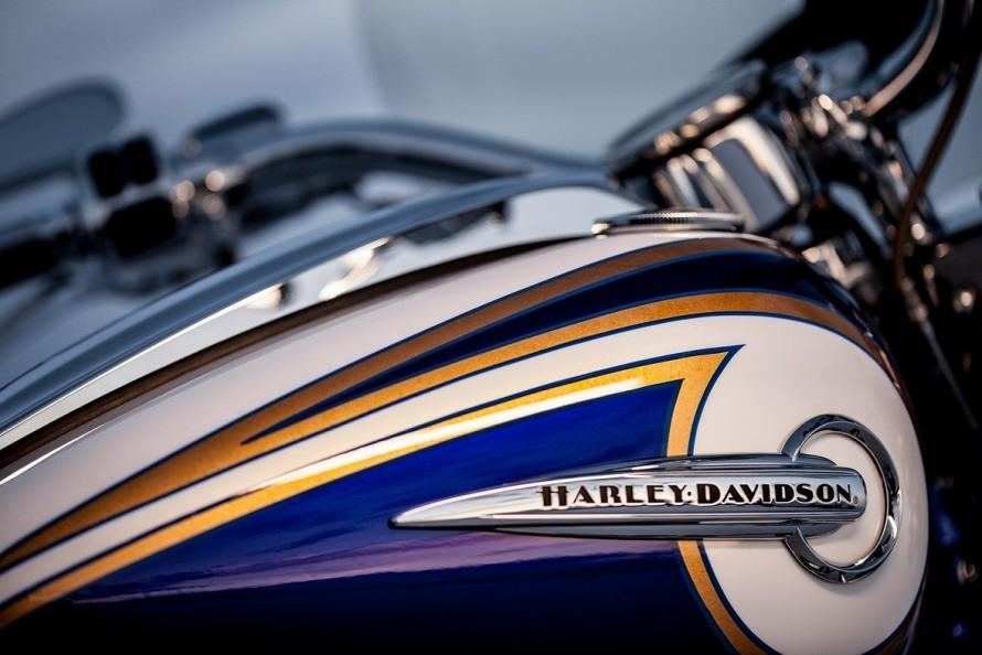 Η Harley-Davidson παρουσιάζει το Project RUSMORE και επαναπροσδιορίζει την οδηγική εμπειρία!