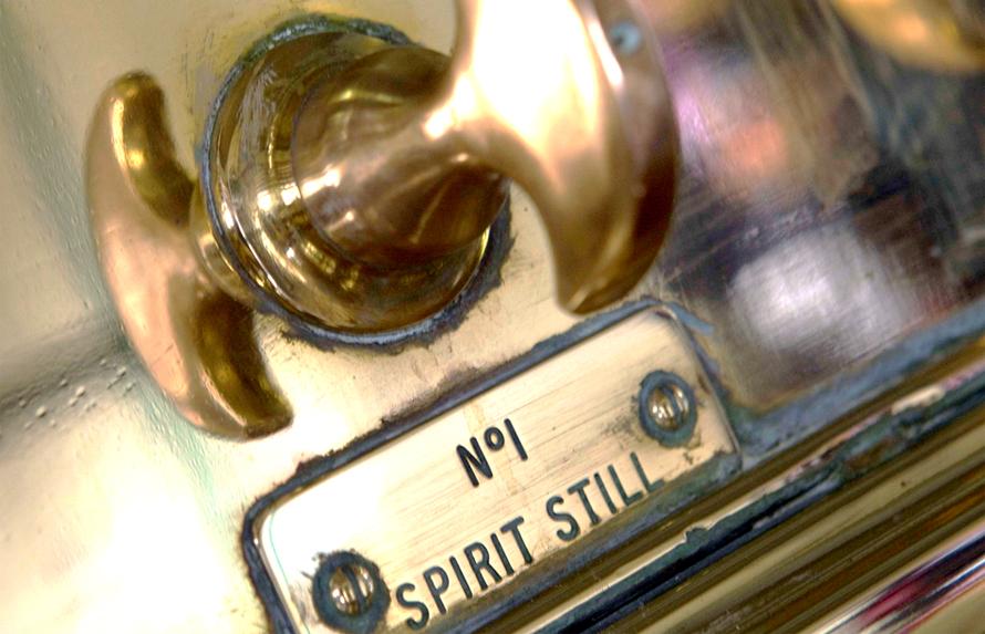 Cardhu - Spirit Still-ok