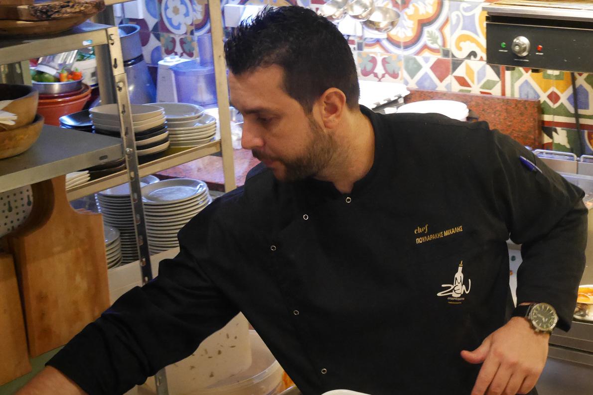 df17147bb265 Chef Mixalis Poularakis