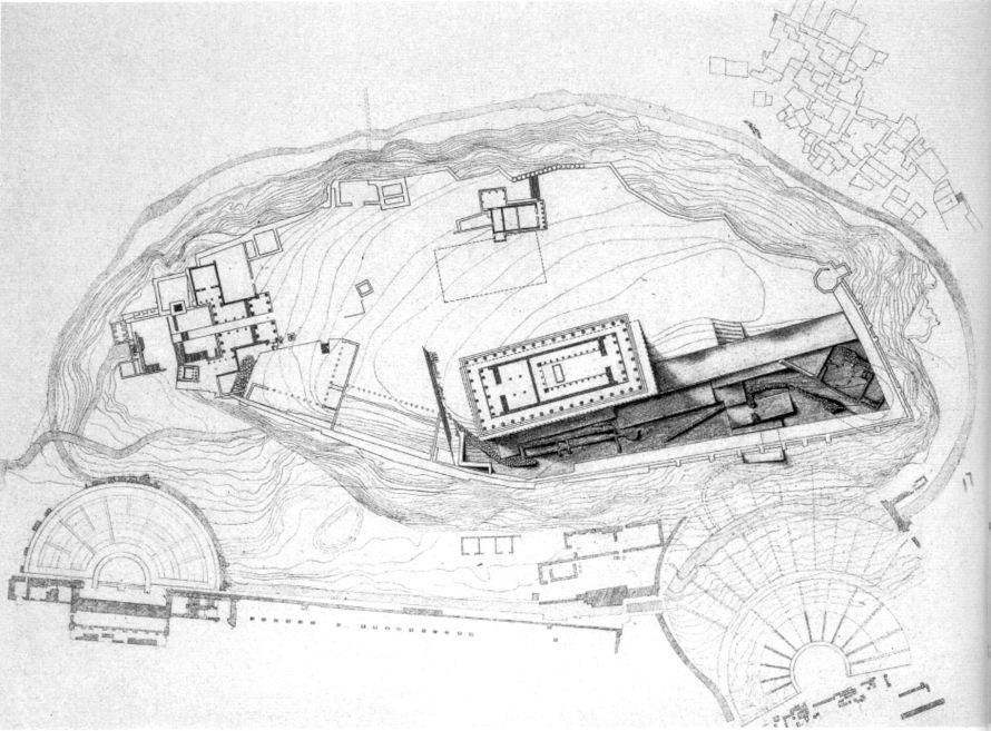 Χρήστος Παπούλιας, The Erechthonian Museum, 1991