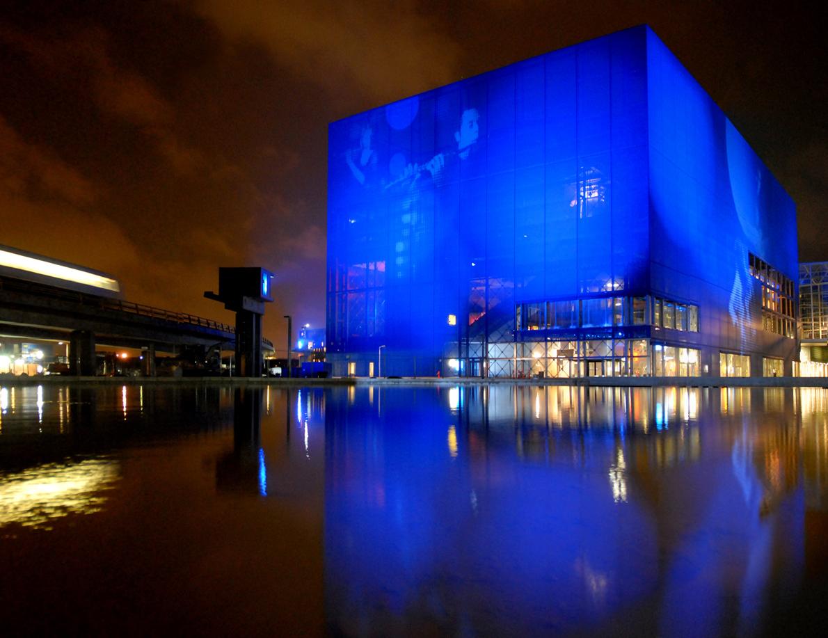 """""""Copenhagen Concert Hall, του Ateliers Jean Nouvel"""
