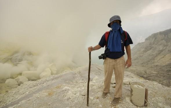 Κάτω απ' τα ηφαίστεια της Ιάβας (β' μέρος)