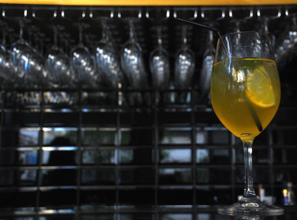 samos mojito με βάση το σαμος vin doux