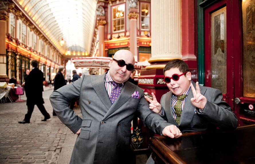 Το κυπριακής καταγωγής ντουέτο «Stavros Flatley», πατέρας και γιος, που είχε σπάσει τα κοντέρ στο «Britain's Got Talent» το 2009.  Ο πατέρας, Δημήτρης Δημητρίου, πάντως, δεν είχε καμιά αμφιβολία για το πόσο του ήταν απαραίτητος, στη σκηνή και στη ζωή, ο γιος του, Λάγκι.