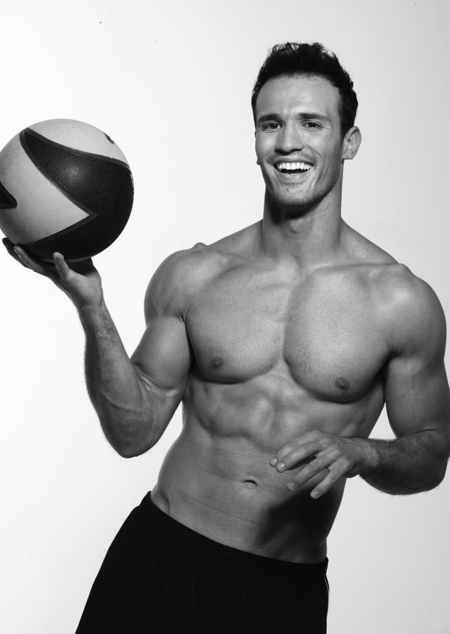 «Δεν μπορώ με τίποτα το γυμναστήριο και τα μηχανήματα. Αυτός είναι ο λόγος που έχω επιλέξει το CrossFit για να γυμνάζομαι».