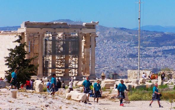 Tο αυριανό δημοψήφισμα με τα μάτια μιας Αθηναίας Σκοτσέζας