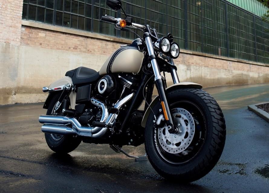 Στα νέα της Harley-Davidson για το 2014 συγκαταλέγεται και το επανασχεδιασμένο Fat Bob®