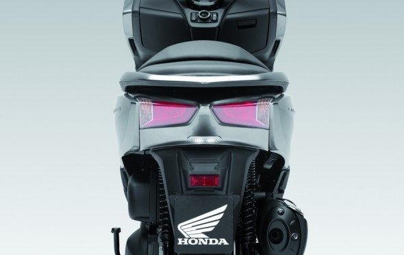 Ο πολλαπλός εαυτός του Honda Forza 300