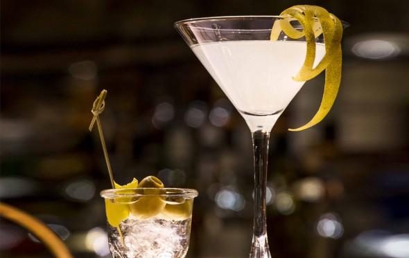 Το «G.B. Vesper Martini», από τον Στέφανο Βαλκανιώτη
