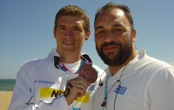 Σπύρος Γιαννιώτης: Χρωστάω τα μετάλλια μου στον «καπετάνιο» Νίκο Γέμελο