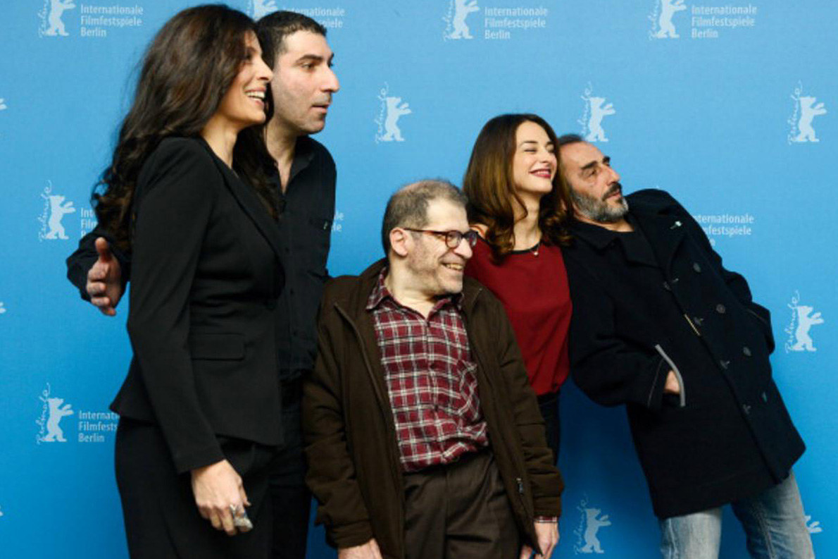 'Stratos' Photocall - 64th Berlinale International Film Festival