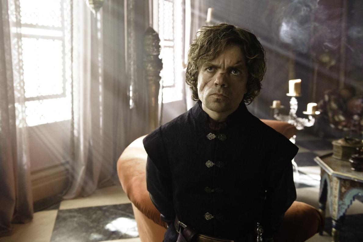 O Peter Dinklage ως Tyrion Lannister στο Game of Thrones