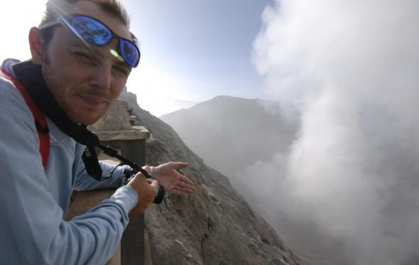 Κάτω απ' τα ηφαίστεια της Ιάβας
