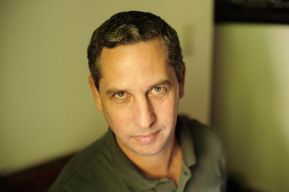 Ο Αργεντίνος συγγραφέας Guillermo Martinez. Κεντρικός ήρωας στο βιβλίο του «Η ακολουθία της Οξφόρδης» είναι ένας ομοεθνής του μαθηματικός. Photo Credit: Alejandra Lopez