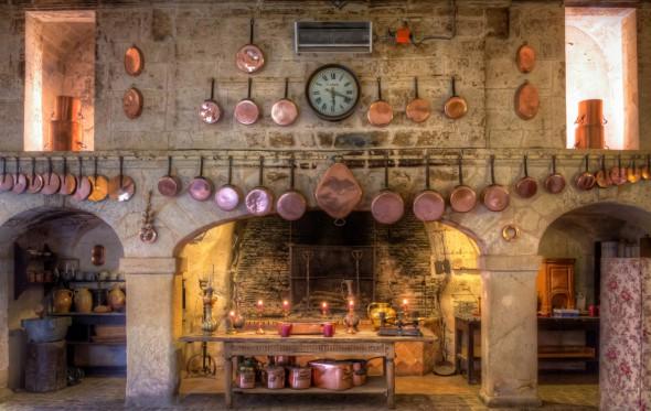 Η κουζίνα του κυρίου Μελχιώρ