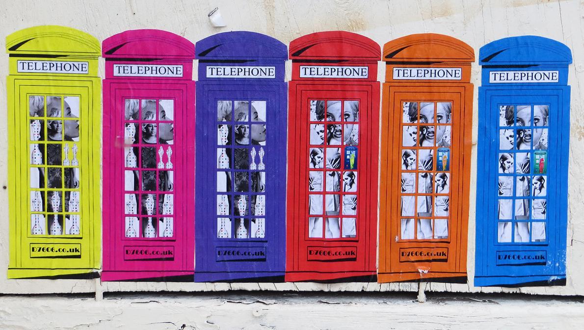 Street art, Λονδίνο