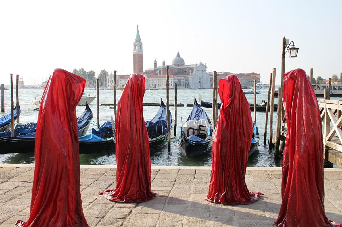 Public art, Βενετία