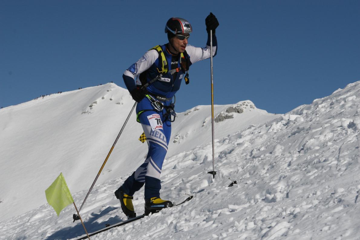 Italy-Alpago 2009, Ευρωπαϊκό Πρωτάθλημα Ορειβατικού Σκι.
