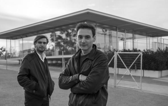 Σπύρος Γιωτάκης,  Άγις Mουρελάτος: Στο ίδρυμα «Σταύρος Νιάρχος», ένα χρόνο μετά