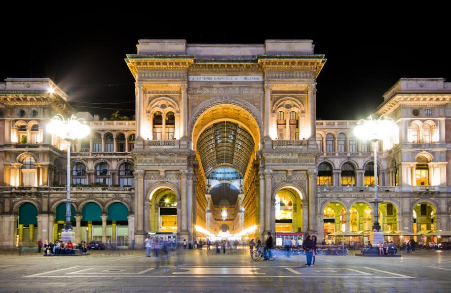 Image 1 - Milan