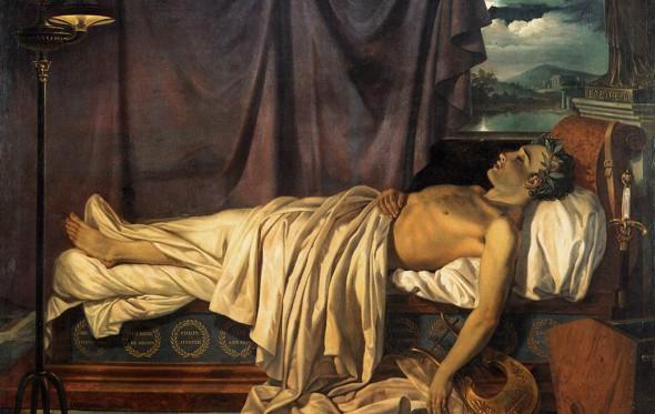 Λόρδος Βύρων – Το Έπος της Ζωής του. Μέρος Γ': Ο θάνατος περίμενε στο Μεσολόγγι