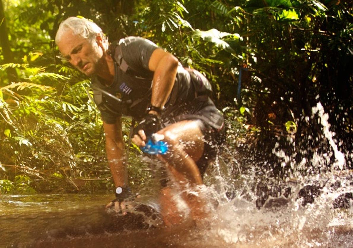 Jungle Marathon-Το πέρασμα απο το βάλτο