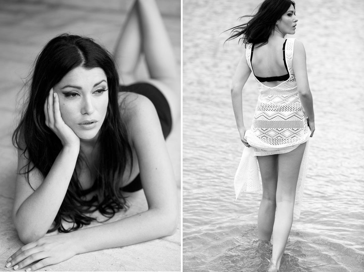 Αριστερά: Body Elegance Δεξιά:Φόρεμα Calzedonia, σουτιέν Intimissimi