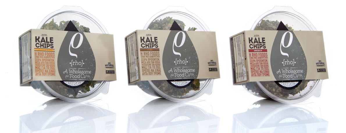 Kale Chips Prod Line