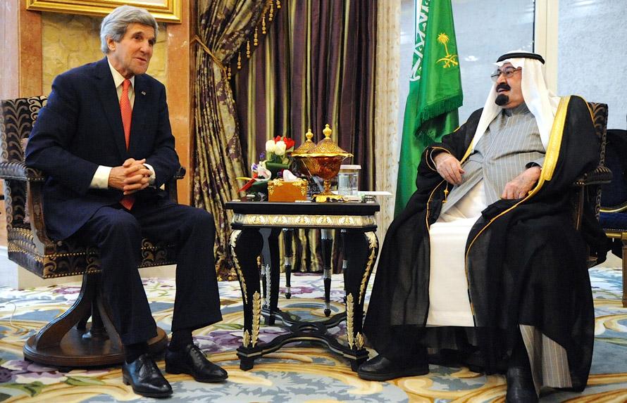 Έχω δει ιδίοις όμμασι τις υπερβολές των αποκαλούμενων «πριγκίπων» της Σαουδικής Αραβίας, με επικεφαλής τον αποθανόντα Αμπντάλα. Photo Credit: US Department of State Flickr/Wikimedia