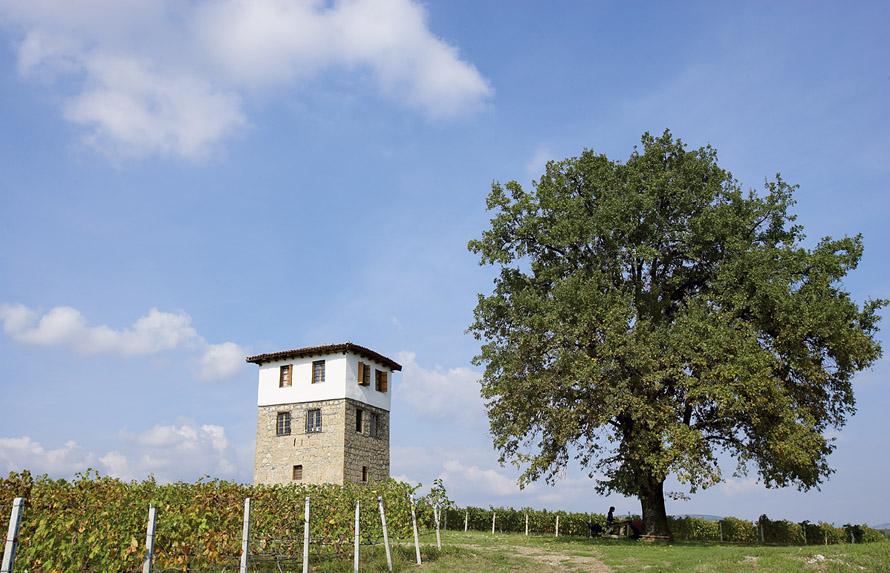 Kir-Yianni Estate_Koula tower