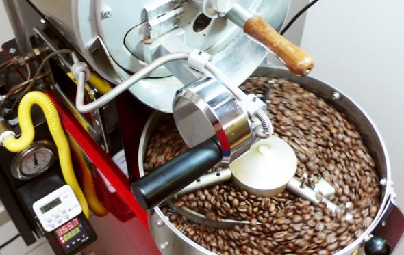 Το καβούρδισμα του καφέ είναι σαν την οινοποίηση!