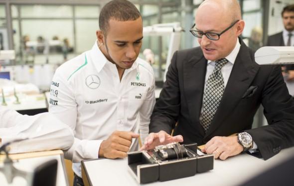 IWC: Στο πνεύμα της Formula1