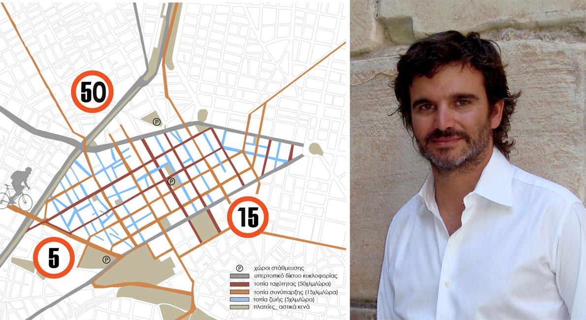 Στρατηγικές για το δημόσιο χώρο των Αθηνών και του Κεραμεικού – Μεταξουργείου, Αστικός Σχεδιασμός και Οικολογία Τοπίου