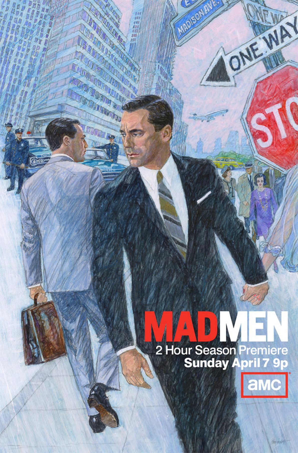Mad Men 04_Poster