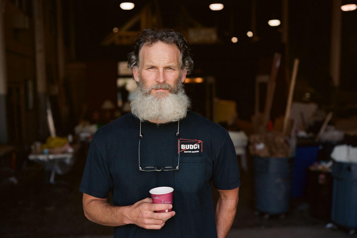 Matthew Barney (Ari Marcopoulis)