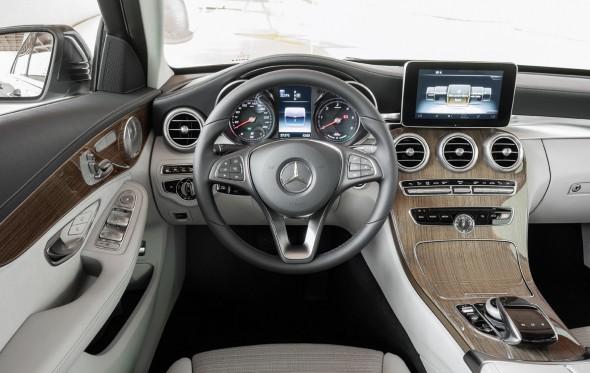Mercedes-Benz C-Class 2014: «Παγκόσμιο αυτοκίνητο»