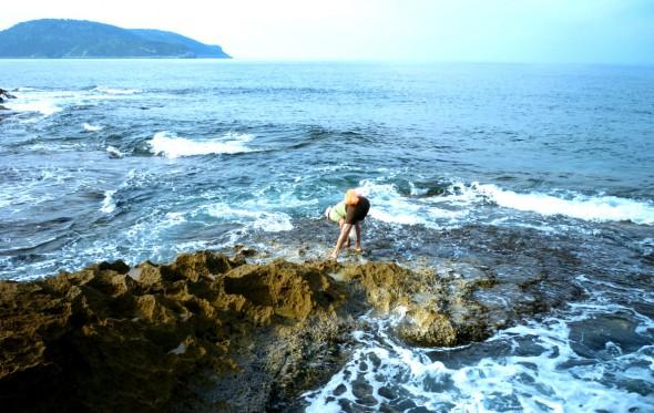 Πώς βρίσκω στα βράχια το φαγητό του καλοκαιριού