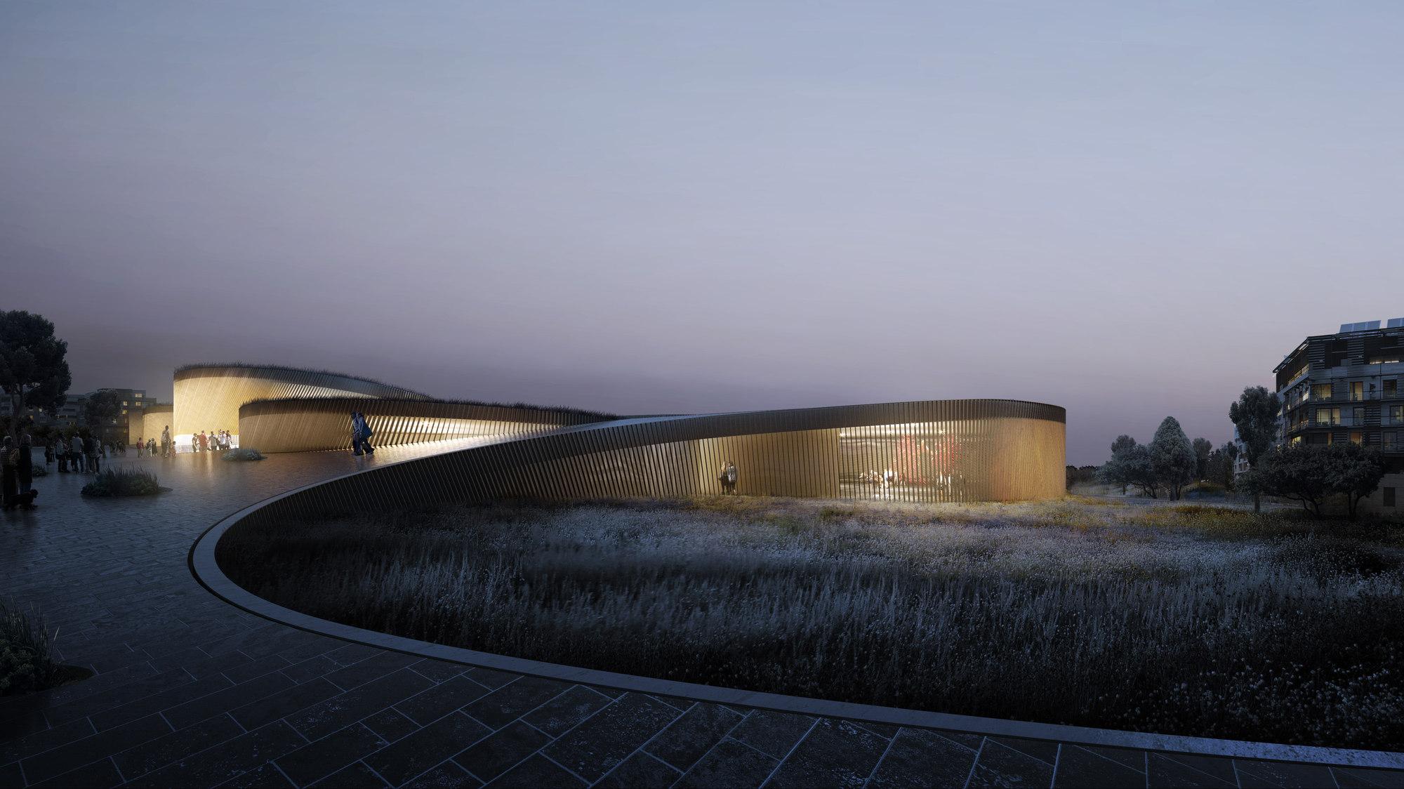 """Museum of the Human Body"", των δανών αρχιτεκτόνων BIG."