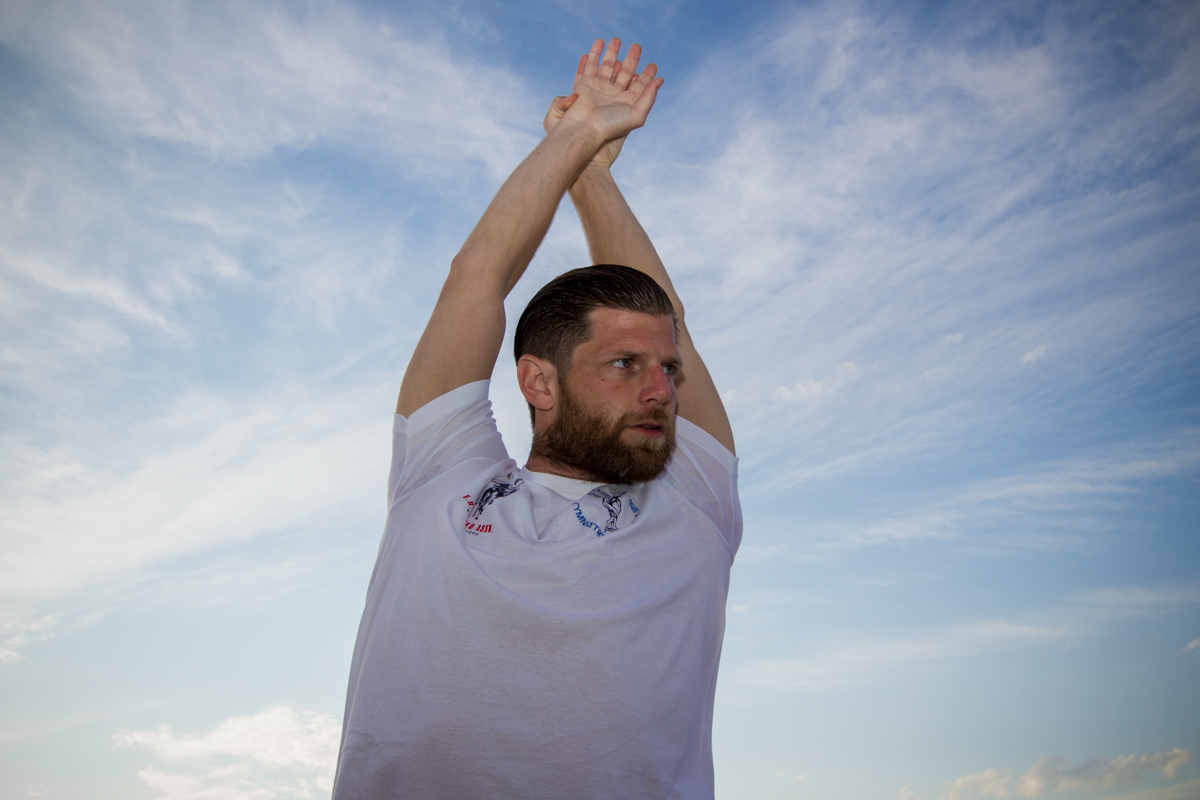 «Πέρα από το κολύμπι, που είναι το βασικό μου άθλημα, για να βελτιώσω ακόμη περισσότερο την αντοχή μου κάνω spinning και κυρίως τρέξιμο».