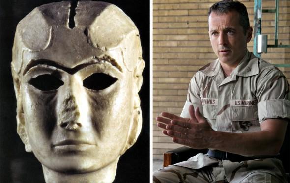Μάθιου Μπογδάνος: Ο Έλληνας που έσωσε τους θησαυρούς του Ιράκ