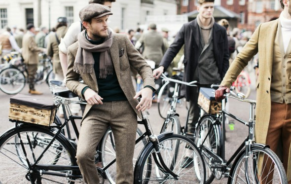 Το ντύσιμο στο ποδήλατο