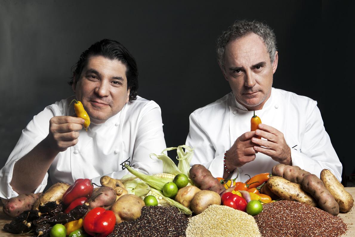 Peru Sabe -Gaston y Ferran