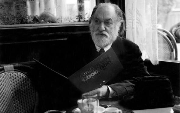 Το καταραμένο στυλ του Ηλία Πετρόπουλου (1928-2003)