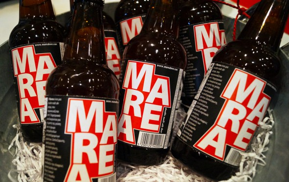 Double Malt Ale με ελληνική υπογραφή