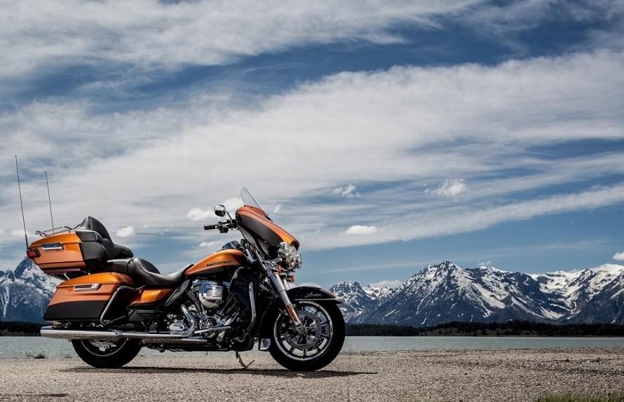 Η εντυπωσιακή Harley-Davidson «Electra Glide Ultra Limited» είναι μόλις το ένα από τα μοντέλα που «τρέχει» το Project Rushmore.