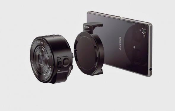 Κερδίστε το γκάτζετ της SONY που κάνει το smartphone σας σούπερ κάμερα: Tag #Andro_one.