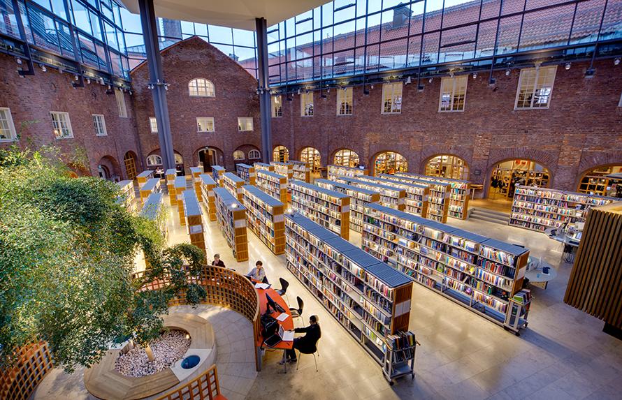 Royal Institute of Technology στην Στοκχόλμη.