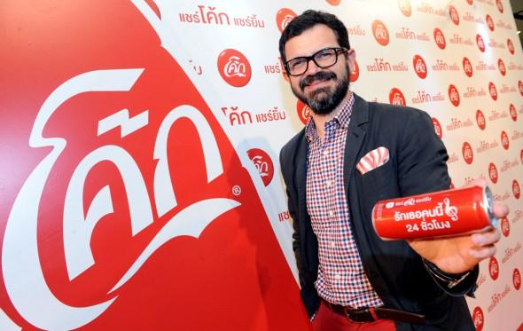 Κωνσταντίνος Δελιαλής, Αντιπρόεδρος Marketing, Sparkling & Energy Coca-Cola Ιαπωνίας
