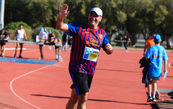 Κωνσταντίνος Μπαλατσούκας: «Runner's high! Όλοι όσοι τρέχουμε είμαστε εξαρτημένοι»